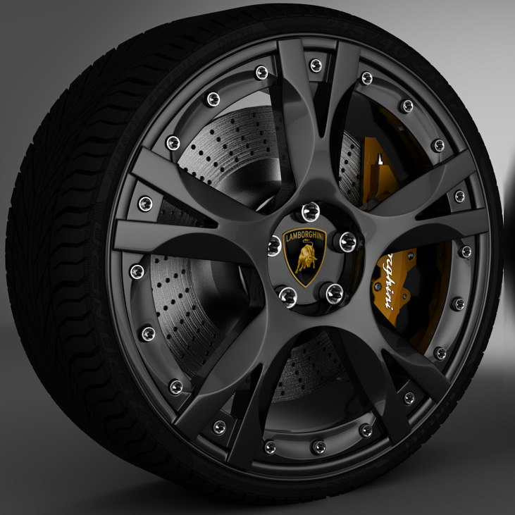 callisto wheel gallardo max