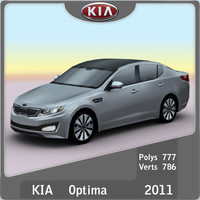 2011 kia optima 3d 3ds