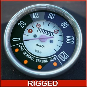 fiat 500 speedometer 3ds
