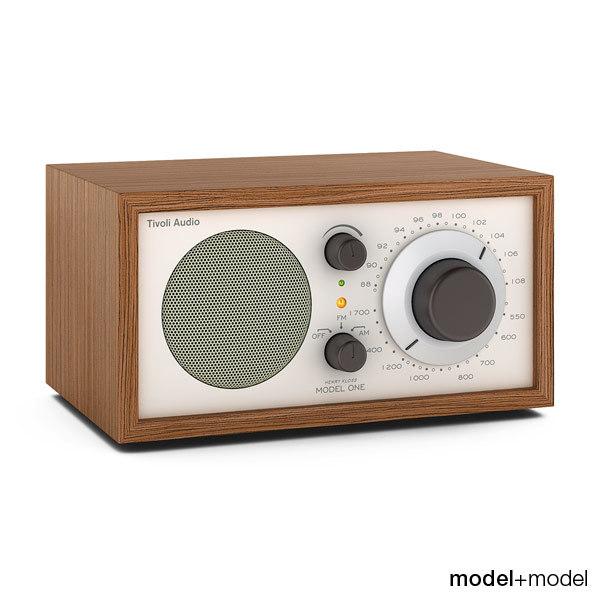 tivoli radio 3d model