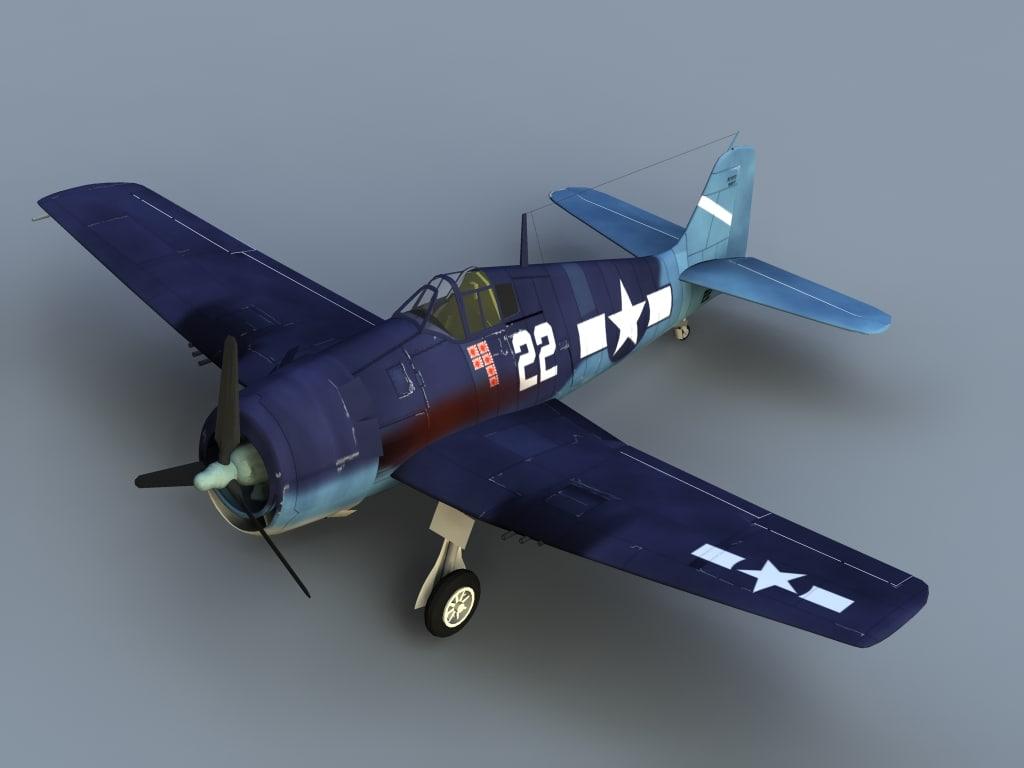 f6f hellcat 3ds