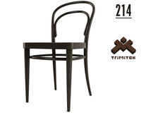 3d chair 214 thonet model