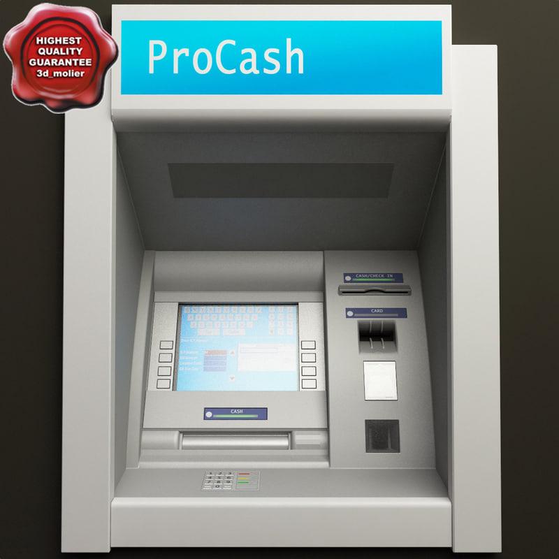 3dsmax cash machine v3