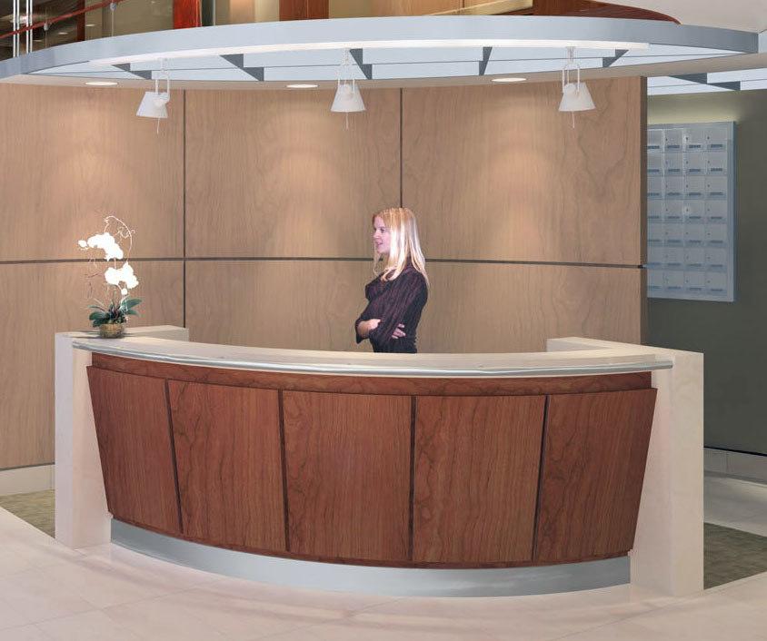 desk conceirge 3d 3ds