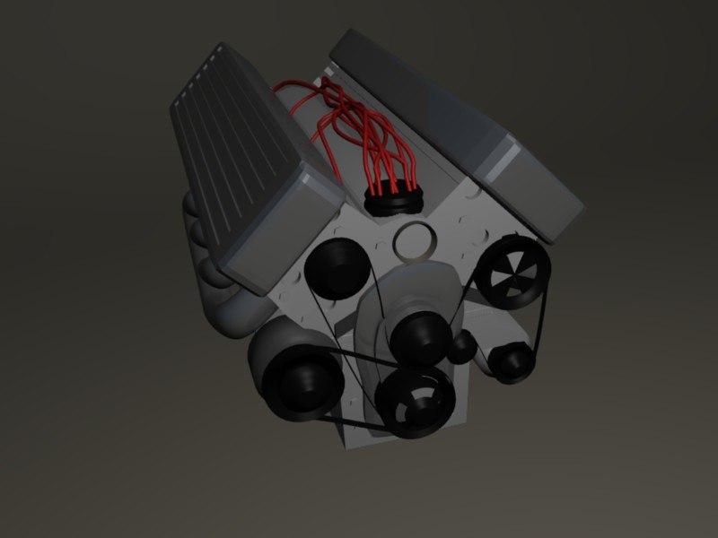3d 3ds v8 engine