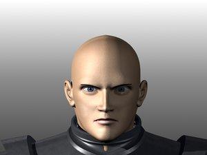 3d model slayer godslayer