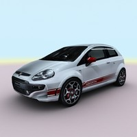 2011 Fiat Punto Abarth