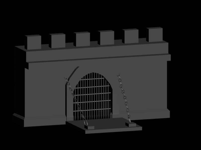 gate castle max