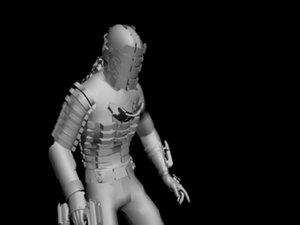 dead isaac 3d model