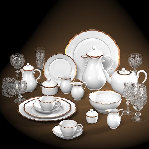 3ds luxury classic porcelain