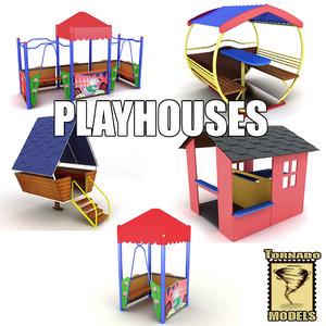 playhouses house max