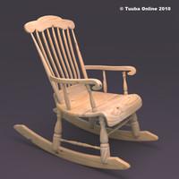 Rocking Chair - 34k - Tuuba Online