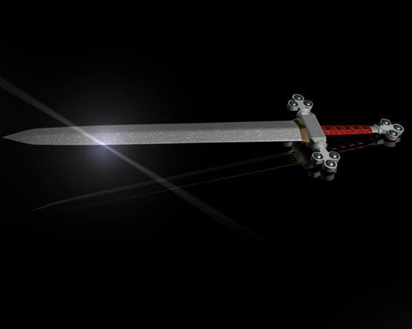 free c4d mode sword