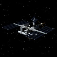 (ISS) International Space Station