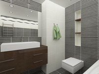 Bathroom 2 VRay