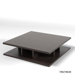 casamilano brera modern 3d model