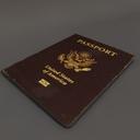 Passport 3D models