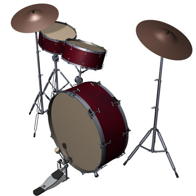 max drums bass snare
