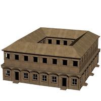 Large Roman House