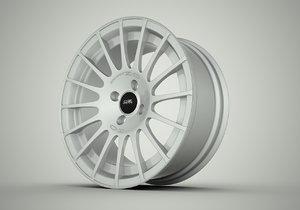 oz superturismo 3d model