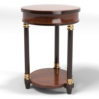 round table side coffe classic contemporary