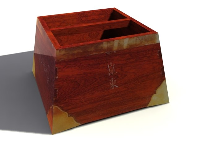 free max model ironwood box
