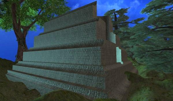 pyramid unity 3ds free