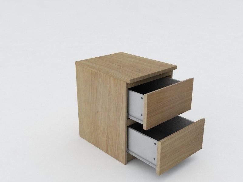 ikea cabinet 3d max