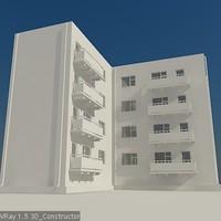 3dsmax building