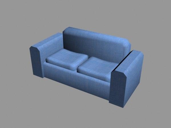 3d model sofa games