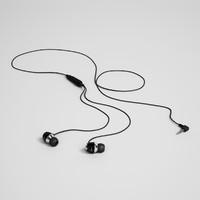 3d headphones headphone model