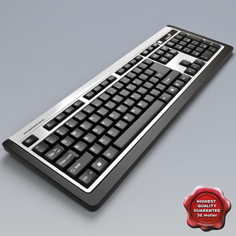 genius keyboard max