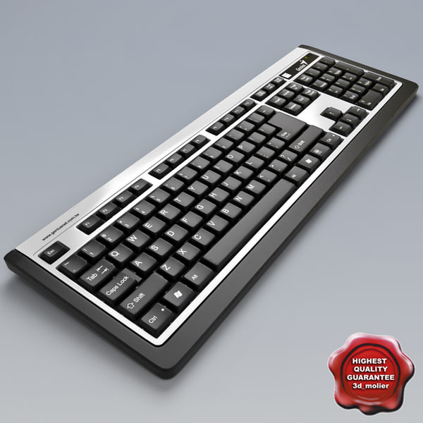 genius keyboard max
