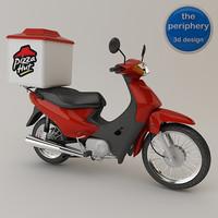 Honda BizC105 Delivery