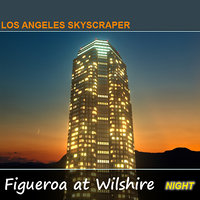 Figueroa at Wilshire Night