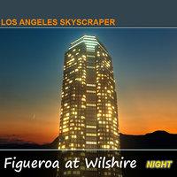 night figueroa wilshire skyscraper max