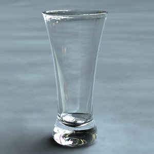 glass 02 3d model