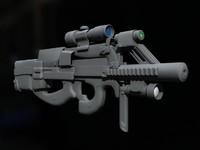 P90 Custom