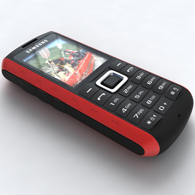 samsung b 2100 3d model