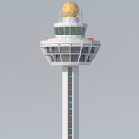maya singapore changi airport control tower