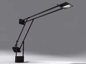 maya tizio artemide table lamp
