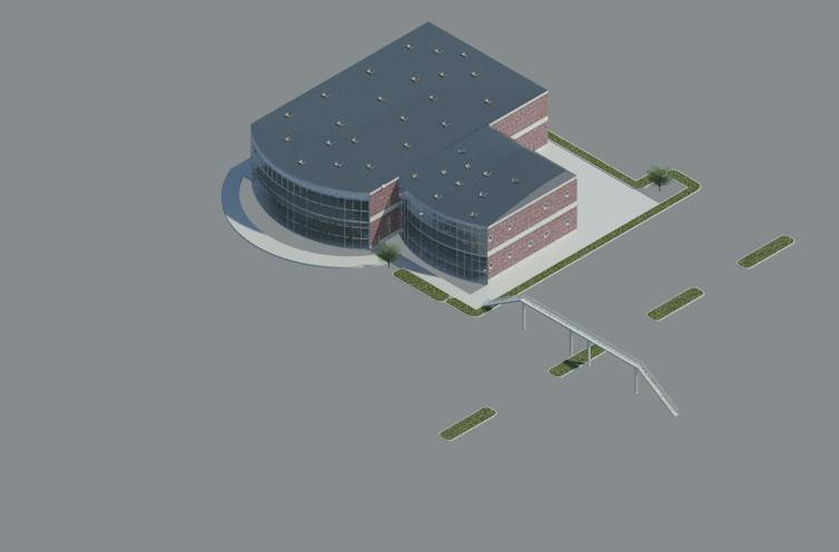 office building 3d model