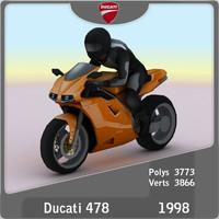 3ds 1998 ducati 478