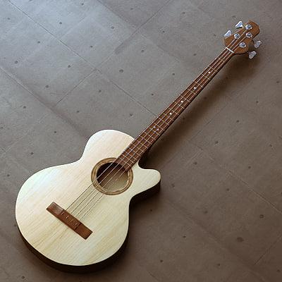3d model acoustic bass