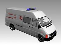 3ds ambulance