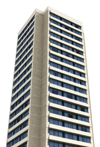 rise building 4 3d model
