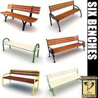 max 6 bench