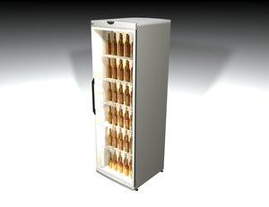 bar freezer 3ds