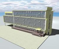 building c4d