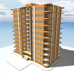 maya building home